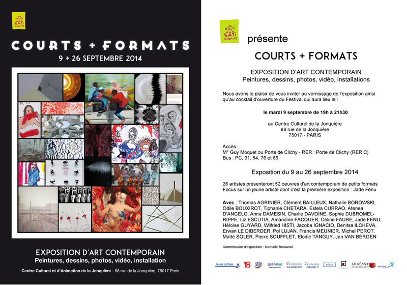 COURTS+FORMATS
