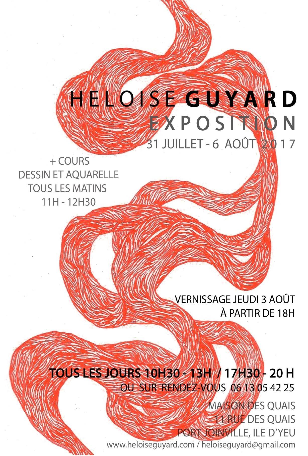 Exposition, Maison Des Quais, Port Joinville, Ile Du0027Yeu. «